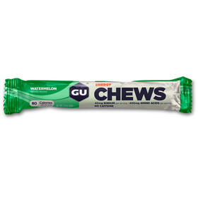 GU Energy Chews Barrette confezione 18x54g, Watermelon